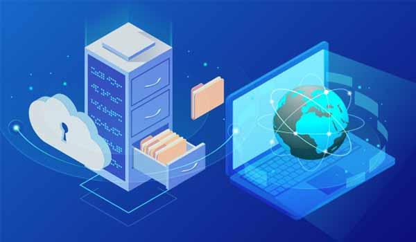 Phải có hosting thì dữ liệu trên web mới chia sẻ được trên mạng internet